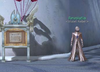 Violet Revolution Event Violelyos