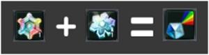 Snow Crystal Event Prisma